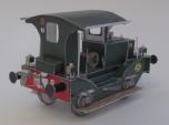NS 120 NO S, Kartondan tren maketi resimleri