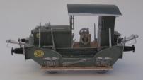 NS 120 W S, Kartondan tren maketi resimleri