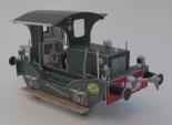 NS 120 ZO S, Kartondan tren maketi resimleri