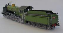 NS 3930 NW S, Kartondan tren maketi resimleri