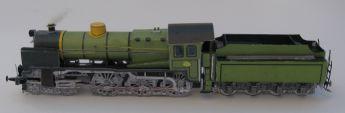 NS 3930 W S, Kartondan tren maketi resimleri