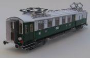NS BD9104 NO S, Kartondan tren maketi resimleri