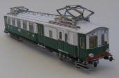 NS BD9104 ZO S, Kartondan tren maketi resimleri