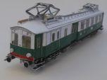 NS BD9104 ZW S, Kartondan tren maketi resimleri