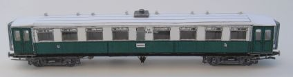 NS BE8501 W S, Kartondan tren maketi resimleri