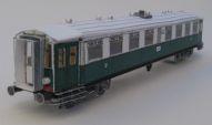 NS BE8501 ZW S, Kartondan tren maketi resimleri