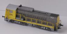 NS2296 ZO S, Kartondan tren maketi resimleri