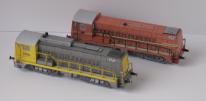 NS22xx ZO S, Kartondan tren maketi resimleri